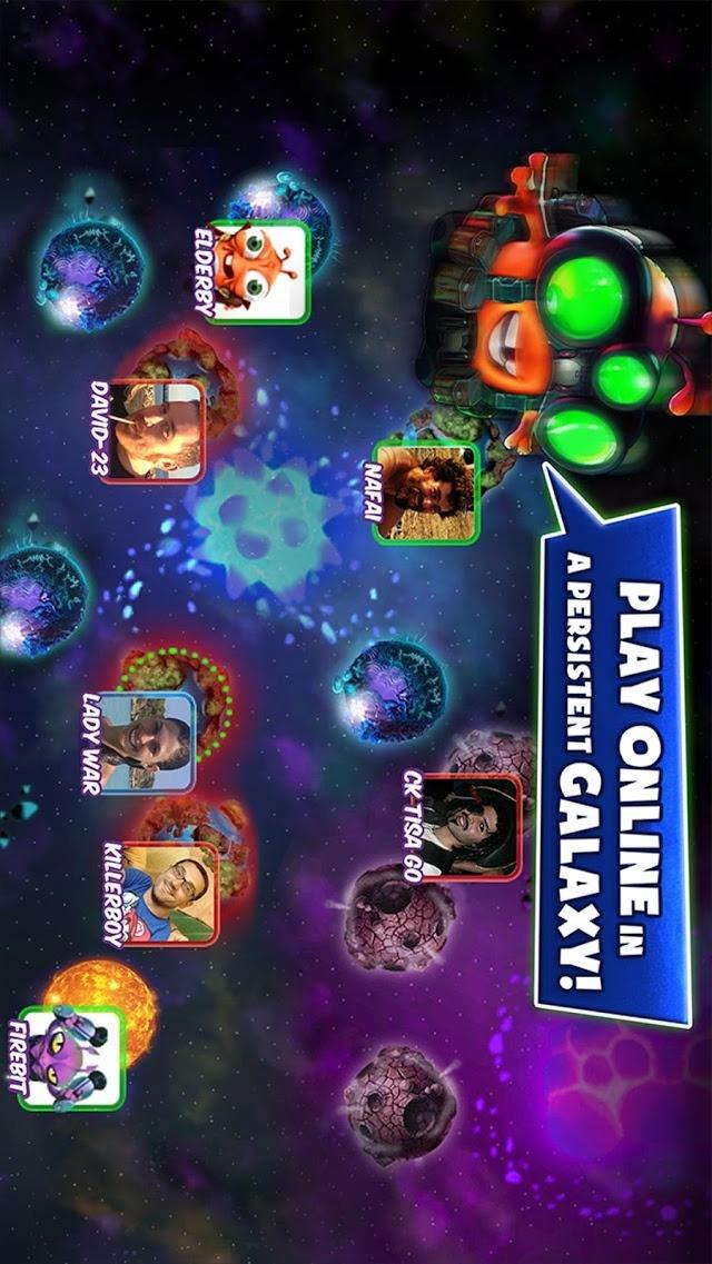 Galaxy Life™:Pocket Adventuresのスクリーンショット_5