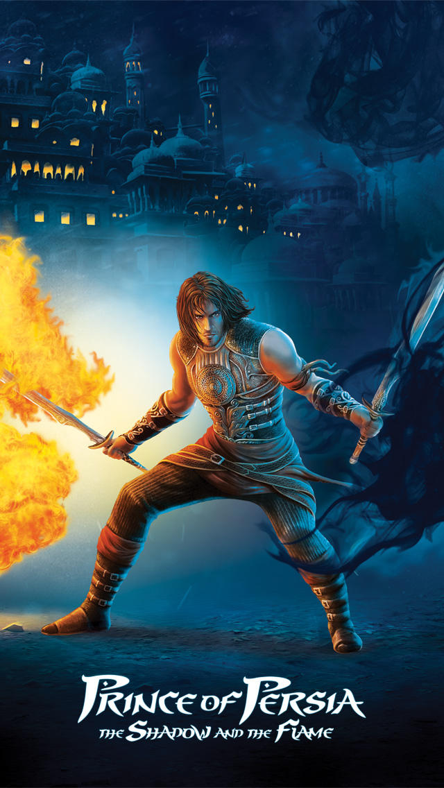 Prince of Persia® The Shadow and the Flameのスクリーンショット_1