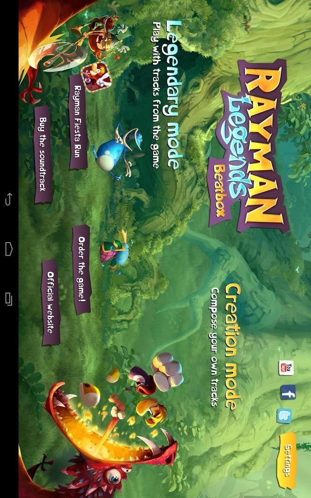 Rayman® Legends Beatboxのスクリーンショット_1