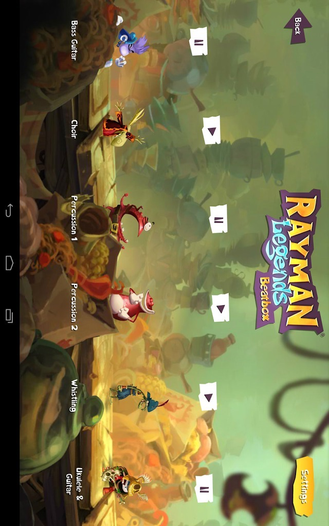 Rayman® Legends Beatboxのスクリーンショット_2