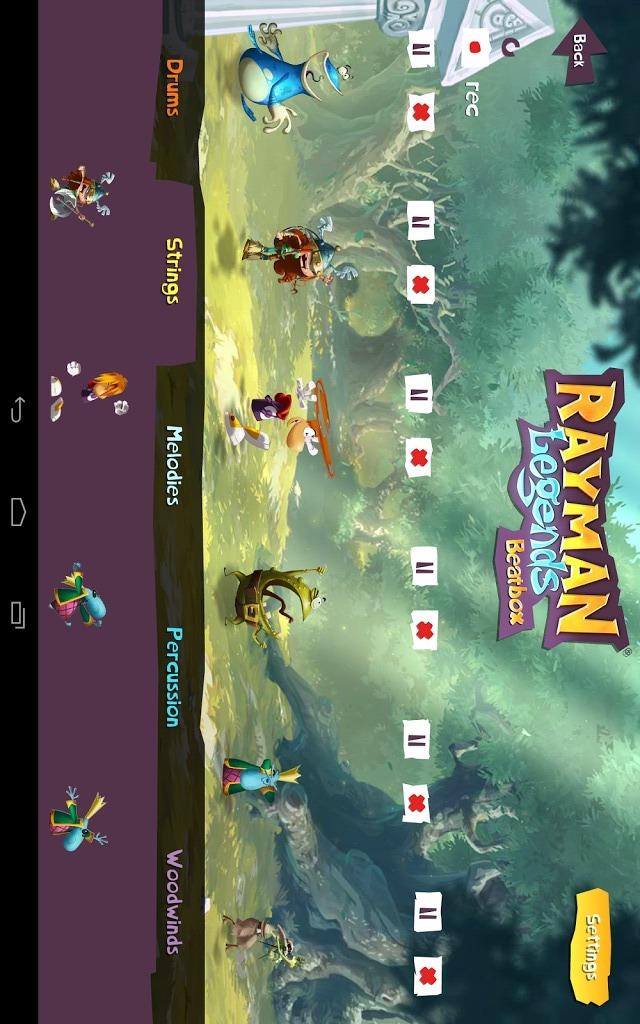 Rayman® Legends Beatboxのスクリーンショット_3