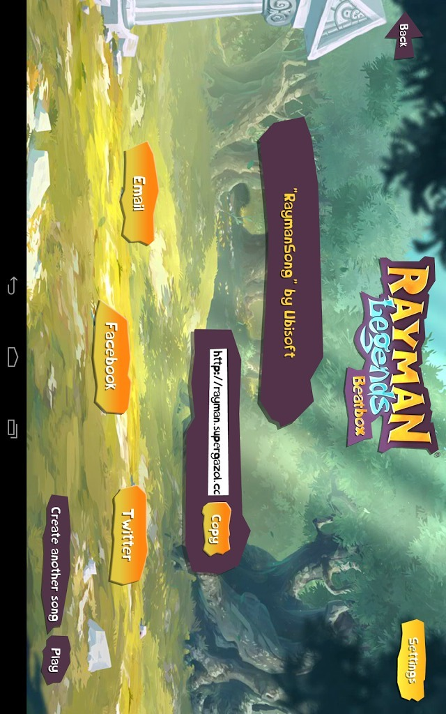 Rayman® Legends Beatboxのスクリーンショット_5