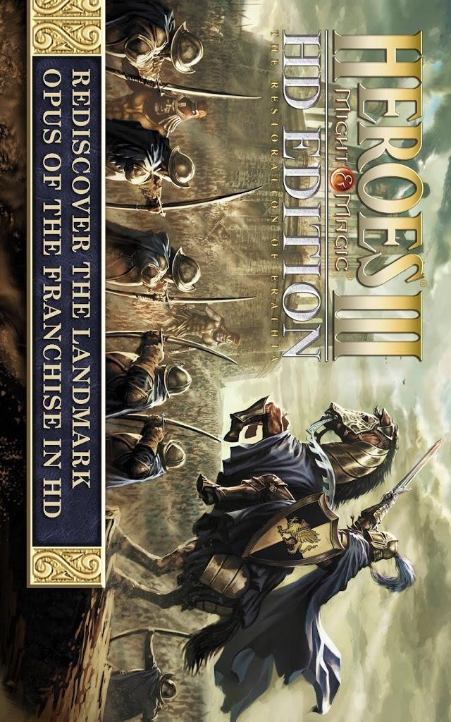 Heroes of Might & Magic III HDのスクリーンショット_1