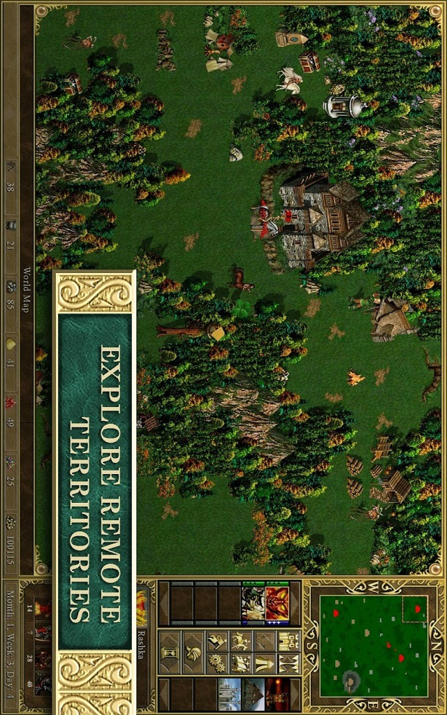 Heroes of Might & Magic III HDのスクリーンショット_2