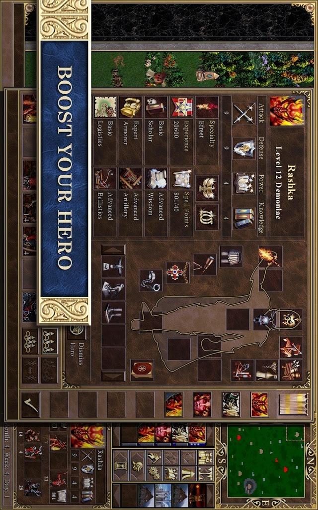 Heroes of Might & Magic III HDのスクリーンショット_4
