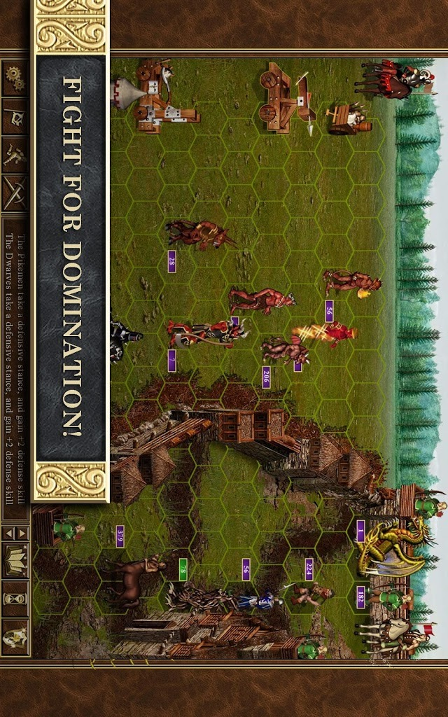 Heroes of Might & Magic III HDのスクリーンショット_5