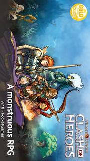 Might & Magic Clash of Heroesのスクリーンショット_1