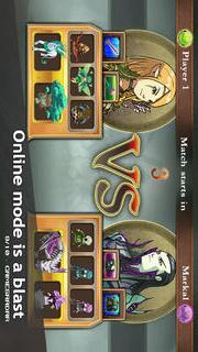 Might & Magic Clash of Heroesのスクリーンショット_5