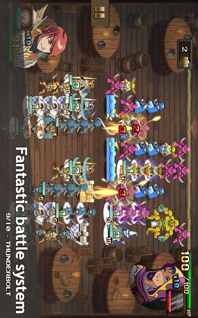 M&M Clash of Heroesのスクリーンショット_3