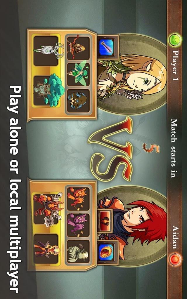 M&M Clash of Heroesのスクリーンショット_5