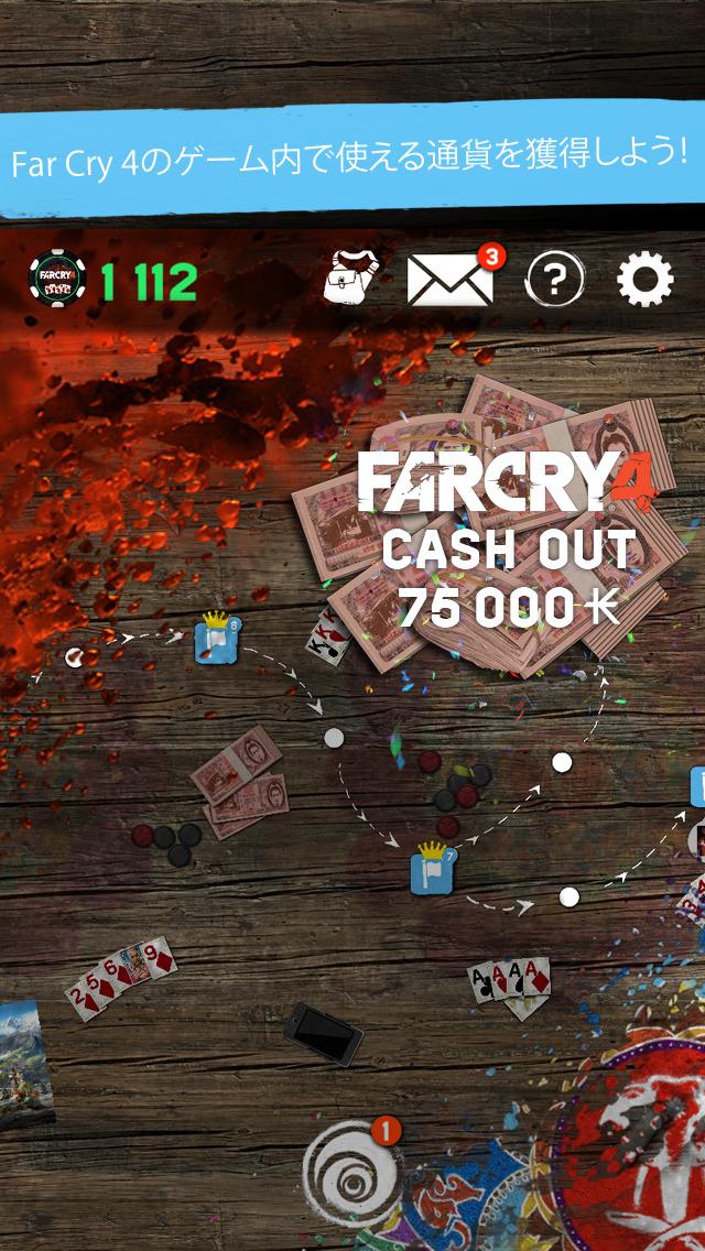 Far Cry® 4 Arcade Pokerのスクリーンショット_4