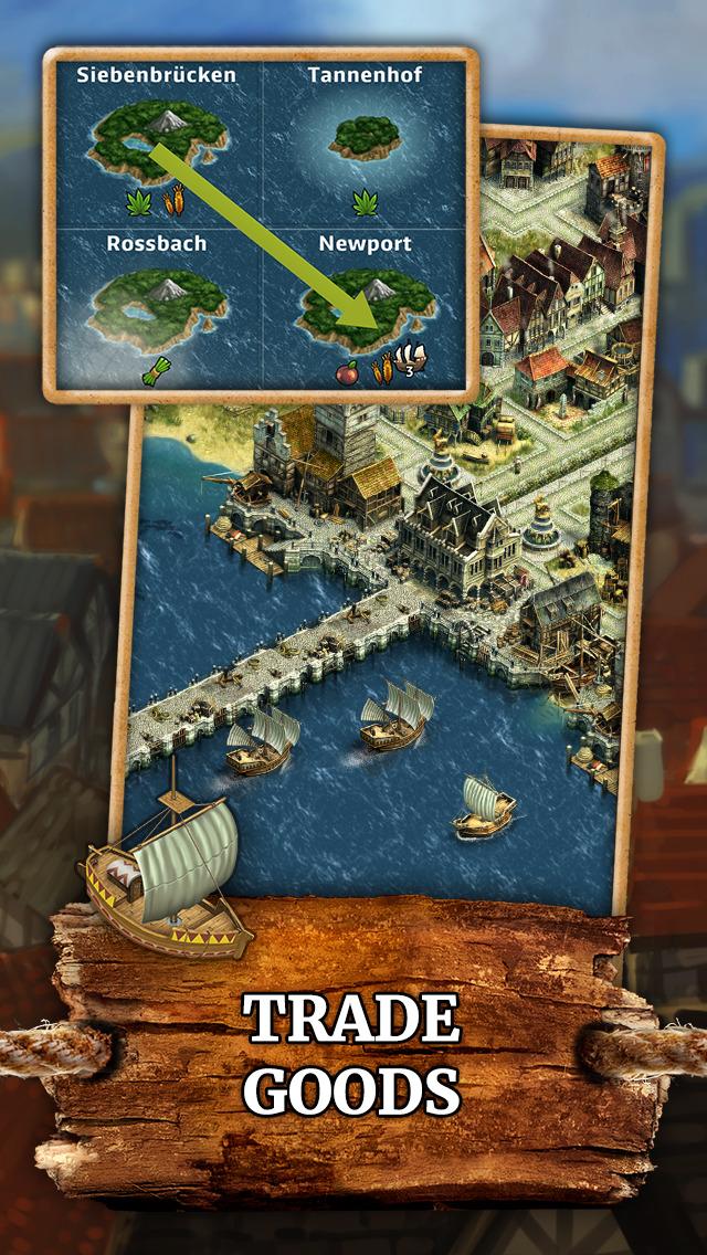 ANNO: Build an Empireのスクリーンショット_4