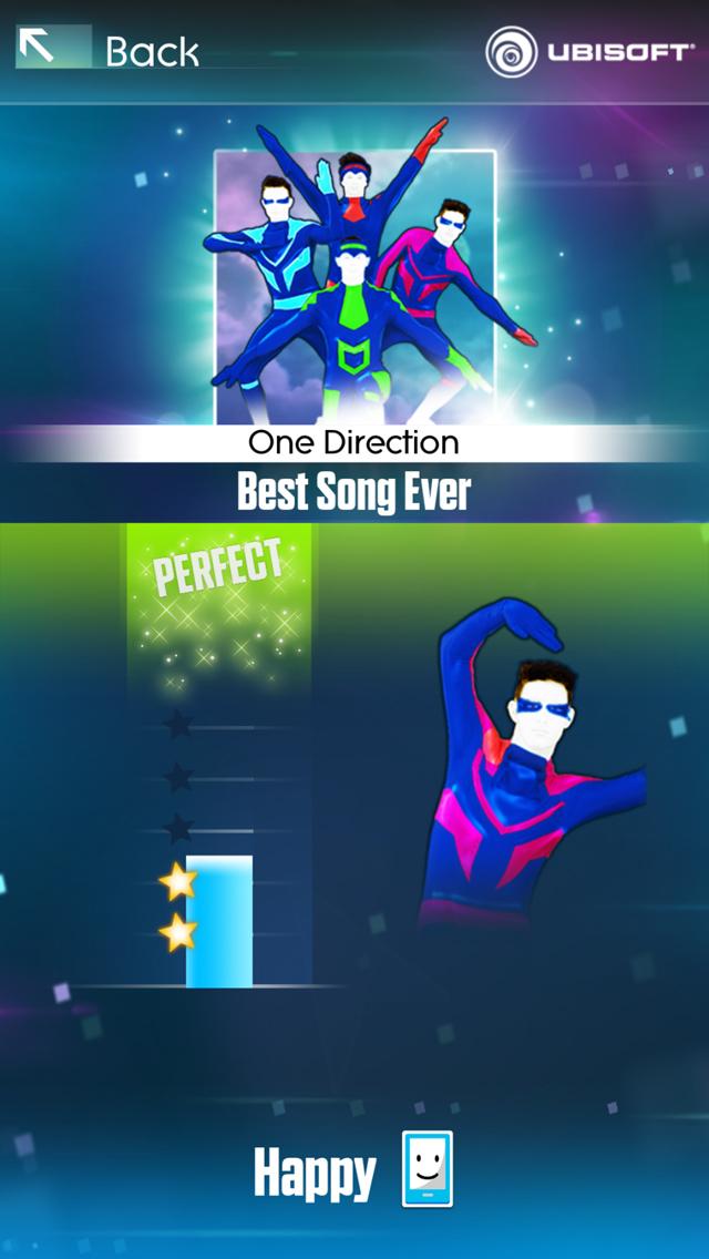 Just Dance 2015 Motion Controllerのスクリーンショット_4