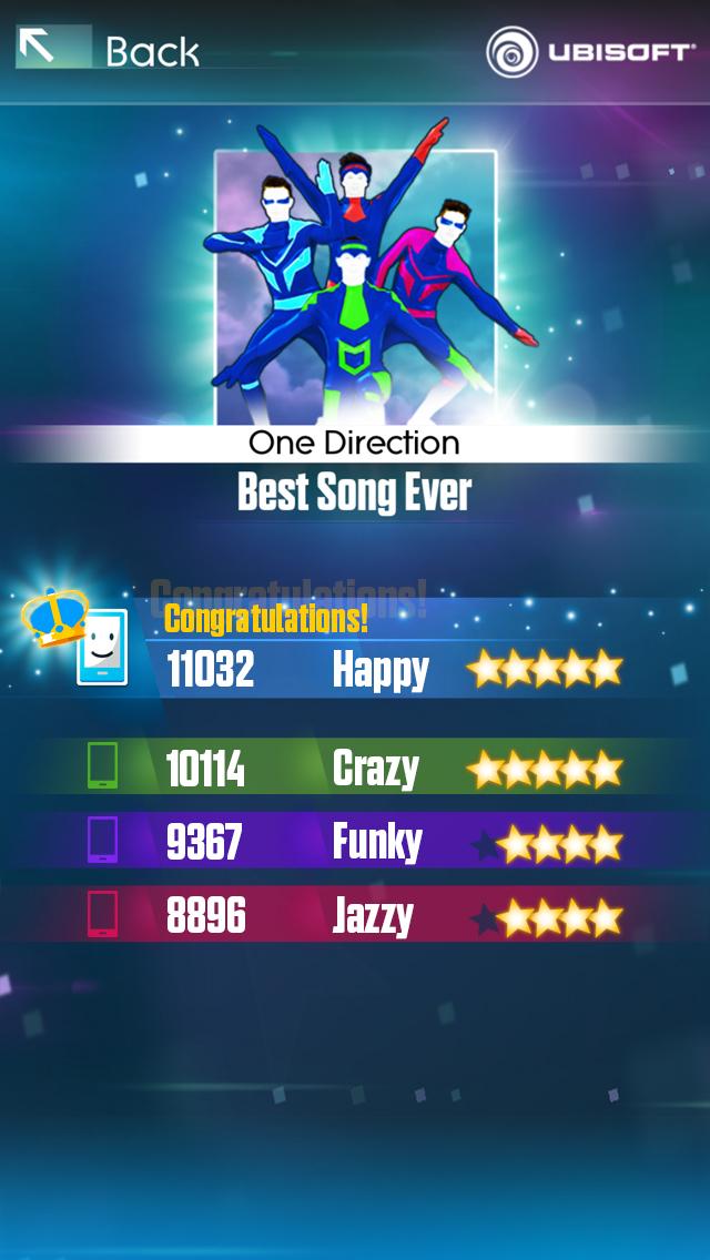 Just Dance 2015 Motion Controllerのスクリーンショット_5