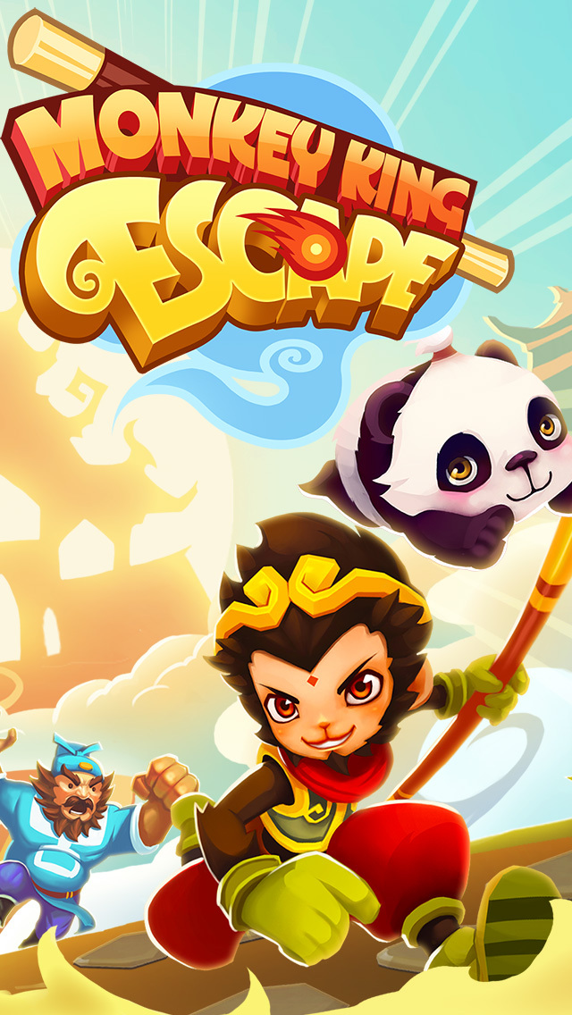 Monkey King Escapeのスクリーンショット_1