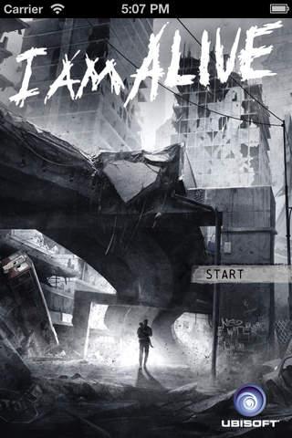 I Am Alive Companionのスクリーンショット_1