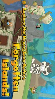 Poptropica: Forgotten Islandsのスクリーンショット_2