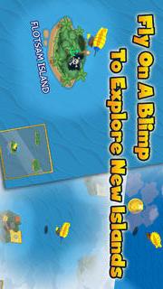 Poptropica: Forgotten Islandsのスクリーンショット_3
