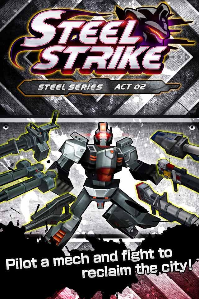 Steel Strikeのスクリーンショット_1