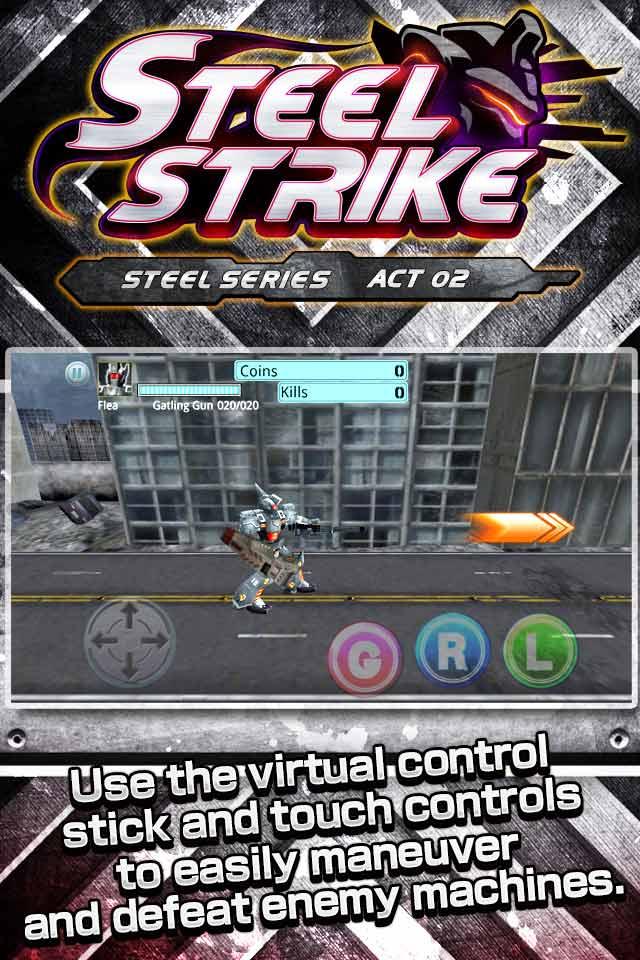 Steel Strikeのスクリーンショット_2