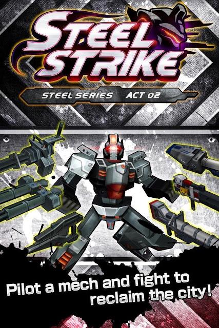 Steel Strikeのスクリーンショット_3