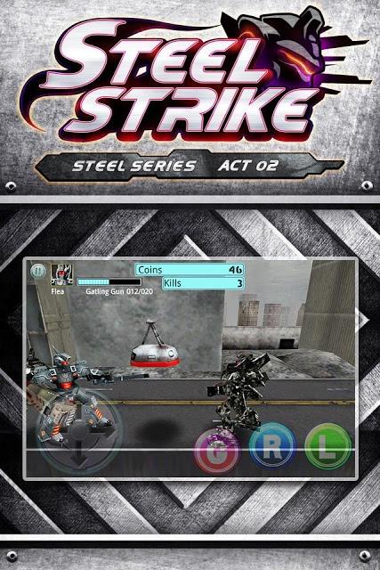 Steel Strikeのスクリーンショット_4