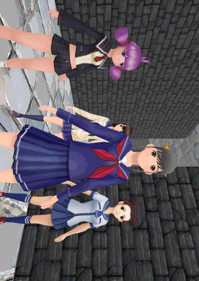 JKウォッチ - 3D迷路 -のスクリーンショット_1