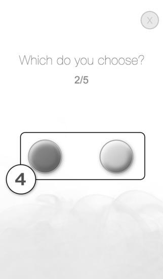 The illusion of Choiceのスクリーンショット_4