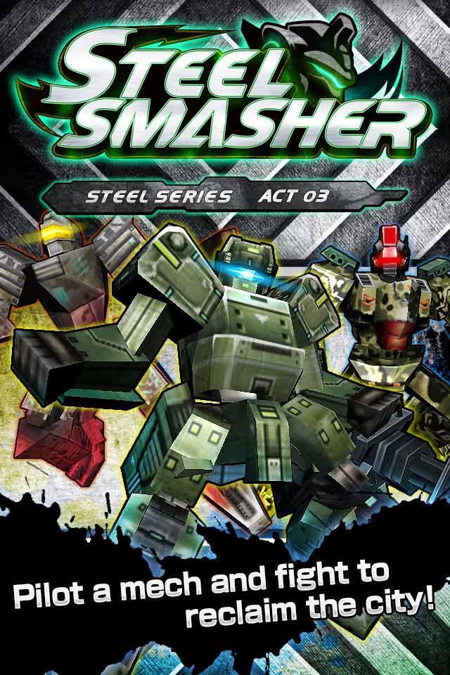 Steel Smasherのスクリーンショット_1