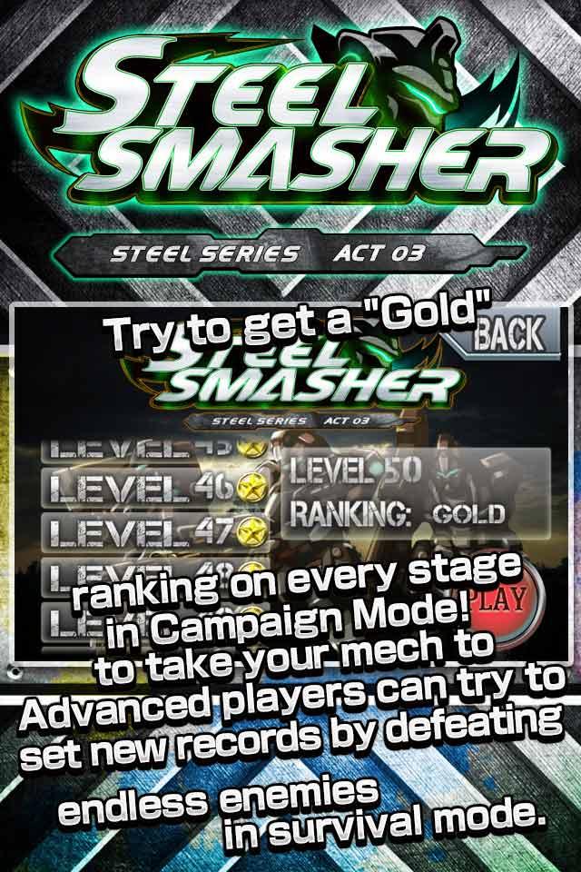Steel Smasherのスクリーンショット_3