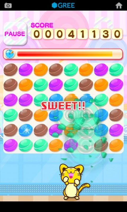 CandyCatのスクリーンショット_3