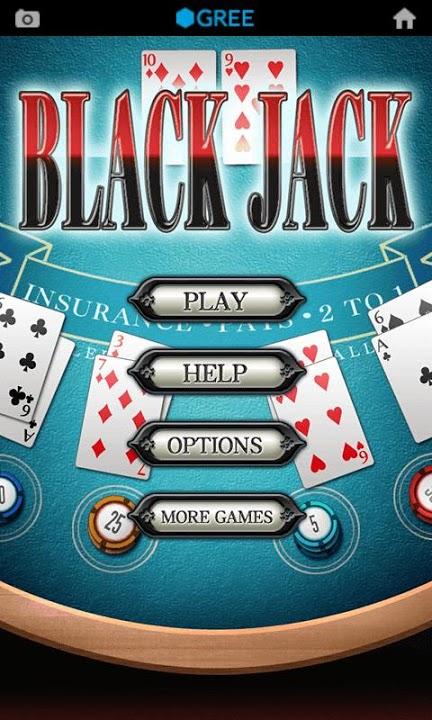 BLACK JACK by グリーのスクリーンショット_1
