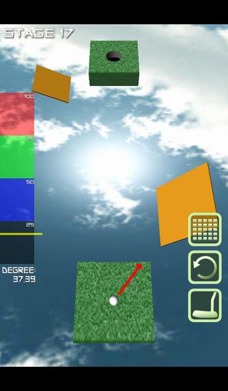 1球パターゴルフ〜無理難題を攻略せよ〜のスクリーンショット_2