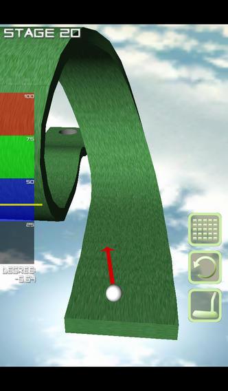 1球パターゴルフ〜無理難題を攻略せよ〜のスクリーンショット_3