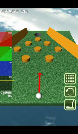 1球パターゴルフ〜無理難題を攻略せよ〜のスクリーンショット_4