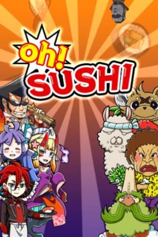Oh!SUSHIのスクリーンショット_1