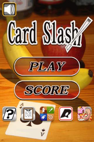 Card Slash!のスクリーンショット_1