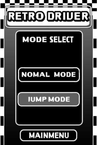 RETRO DRIVERのスクリーンショット_1