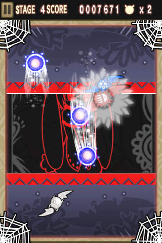 Touch Touch Splabbit Revenge of Monpchのスクリーンショット_2