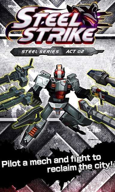 Steel Strikeのスクリーンショット_5
