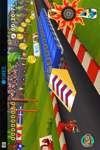 ExtremeBikeClubのスクリーンショット_2