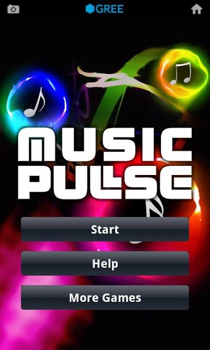 MUSIC PULSEのスクリーンショット_1