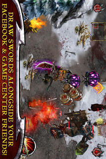 Eternity Warriorsのスクリーンショット_4
