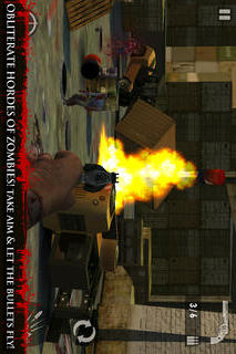 Contract Killer: Zombiesのスクリーンショット_5