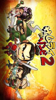 サムライ vs ゾンビ 2のスクリーンショット_1