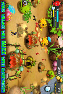 Bug Village HDのスクリーンショット_5