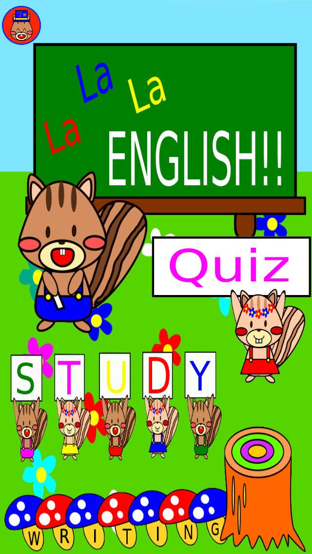 英語教室~りまろん森の英語教室で、楽しく親子でEnglishを学ぼう!!(無料知育アプリ)のスクリーンショット_1