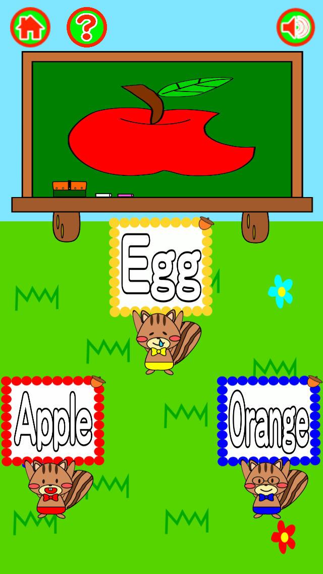 英語教室~りまろん森の英語教室で、楽しく親子でEnglishを学ぼう!!(無料知育アプリ)のスクリーンショット_3