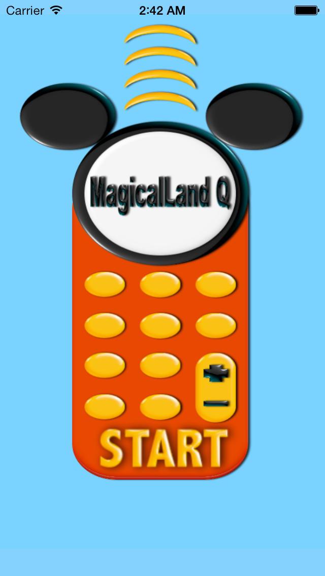 魔法の国Qのスクリーンショット_1