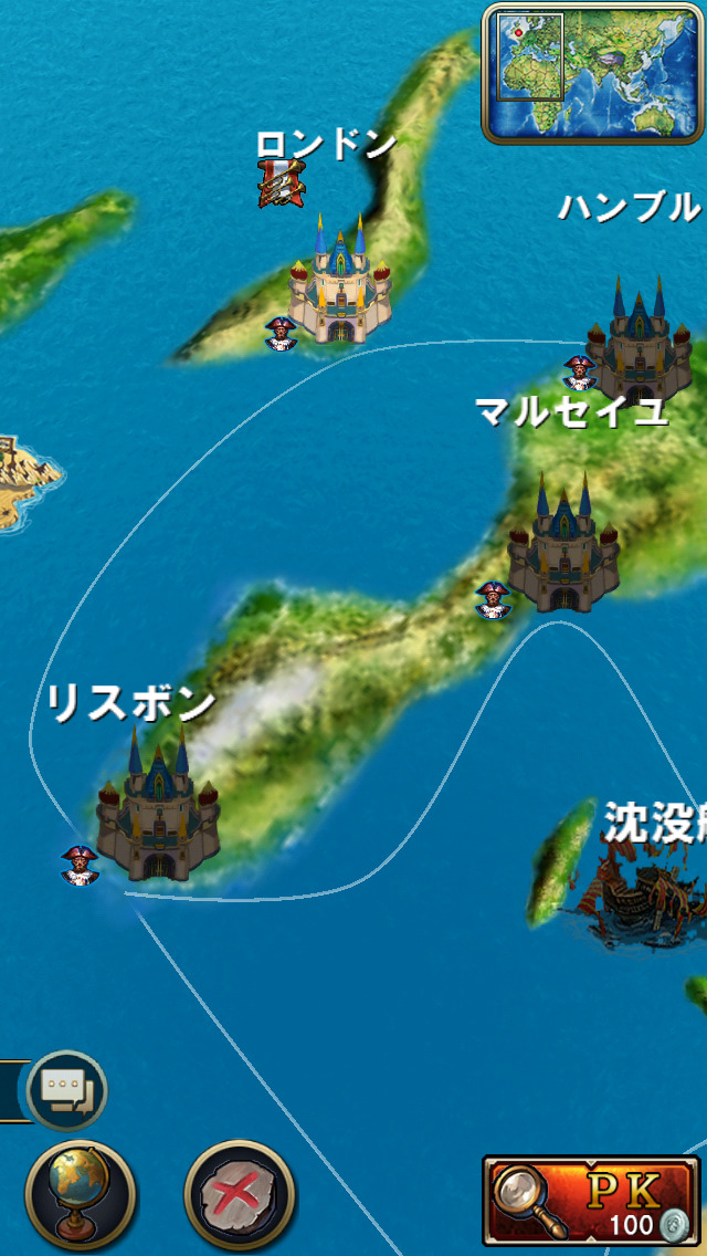 The Age of Discoveryのスクリーンショット_4